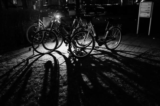 Fahrrad-Explosion