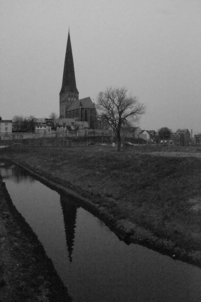 Körnige Doppelkirche