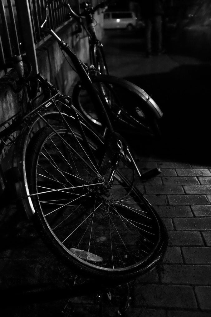 Faules Fahrrad