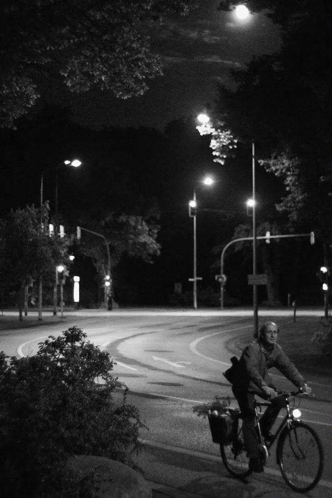 Mitternachts-Einkauf
